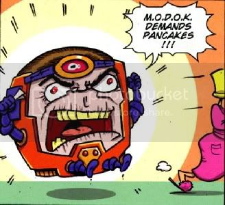Modok preview